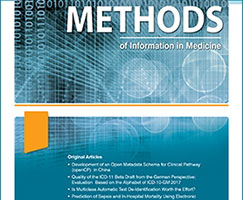 Methods of Information in Medicine © Thieme Gruppe