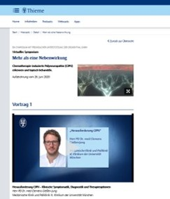 Thieme Webcast