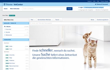 Thieme VetCenter