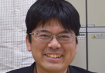 Shigeki Matsunaga presents the Pd-catalyzed germylation of aryl bromides and aryl triflates.