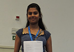Satobhisha Mukherjee was awarded a poster prize at the ISySyCat 2017 in Portugal and receives a one-year subscription to SYNFACTS. Congratulations!