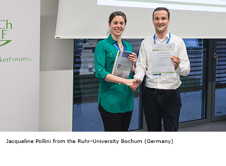 Thieme Poster Prize awarded at JCS in Ruhr