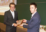 The SYNTHESIS Editor-in-Chief was awarded the Julius Bredt Lecture by the RTWH Aachen University.