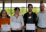 Poster Prize awarded at Twente / Mainz Symposium