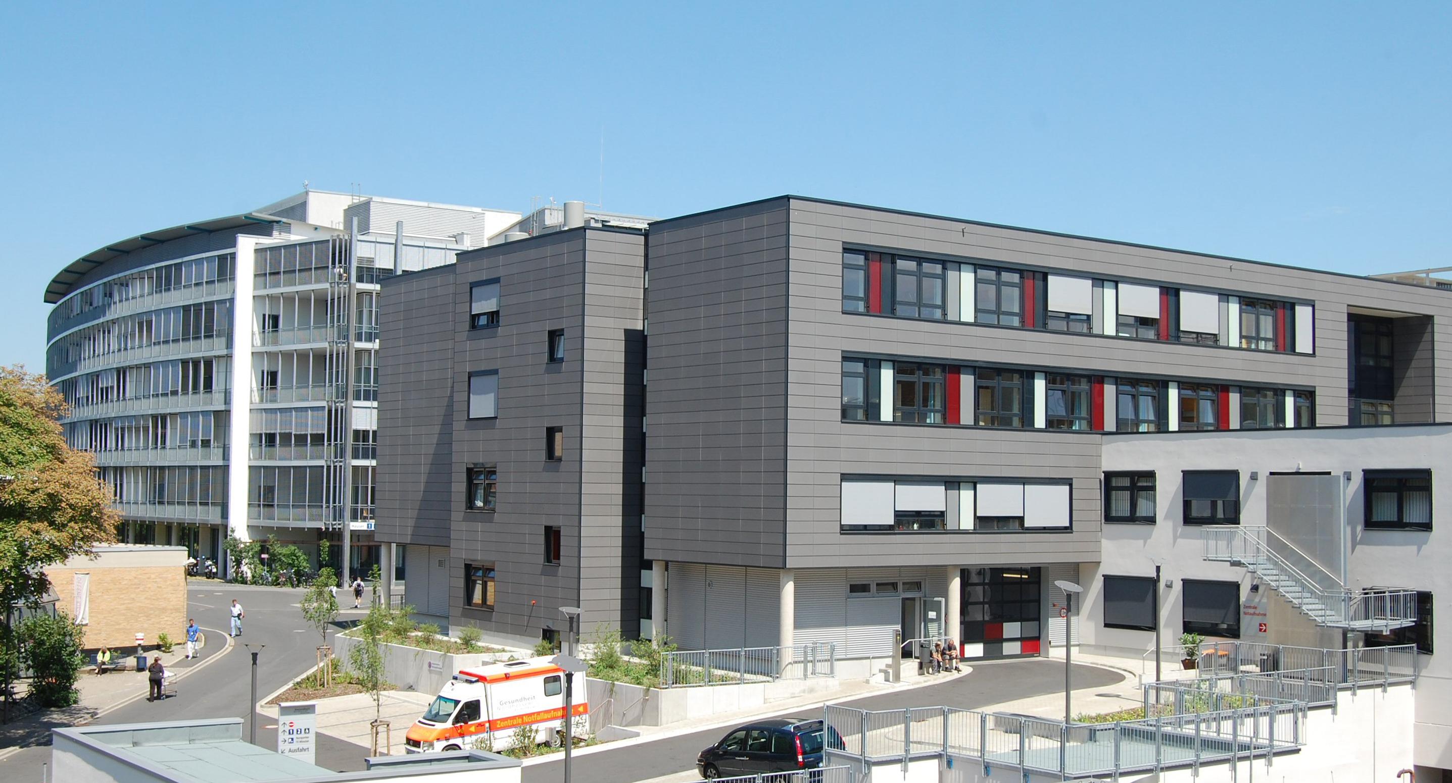 Klinikum Kassel - Foto: Kassel School of Medicine